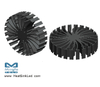 EtraLED-LUM-8520 LumiLEDs Modular Passive Star LED Heat Sink Φ85mm