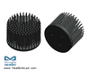 XSA-319 Pin Fin LED Heat Sink Φ58mm for Xicato Rev.2.0