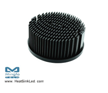 xLED-PRO-7030 Pin Fin LED Heat Sink Φ70mm for Prolight