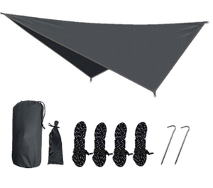 HOT SALES 10FTX12FT Outdoor Camping Rain Tarp