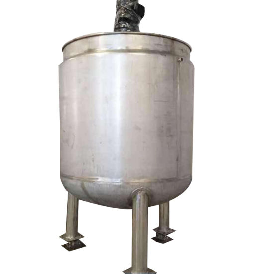 Stainless Steel Liquid Methanol Storage Tank Chemistry Industry 50000L Customize Vertical Horizontal