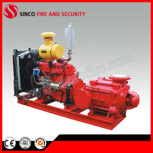 Diesel Engine Driven Fire Fighting Pump