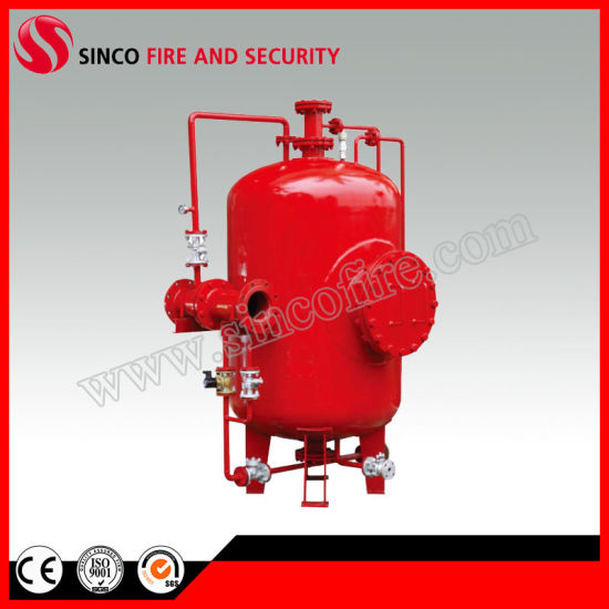 Foam Storage Tanks/Foam Bladder Tank for Fire Fighting