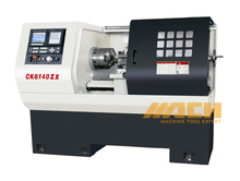 CNC Lathe Machine Model:CK6140ZX – CK6150ZX