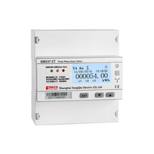 EM537 CT three phase~1.5A~Modbus~4 Tariff