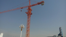 Hammerhead Tower Crane TC5013-6