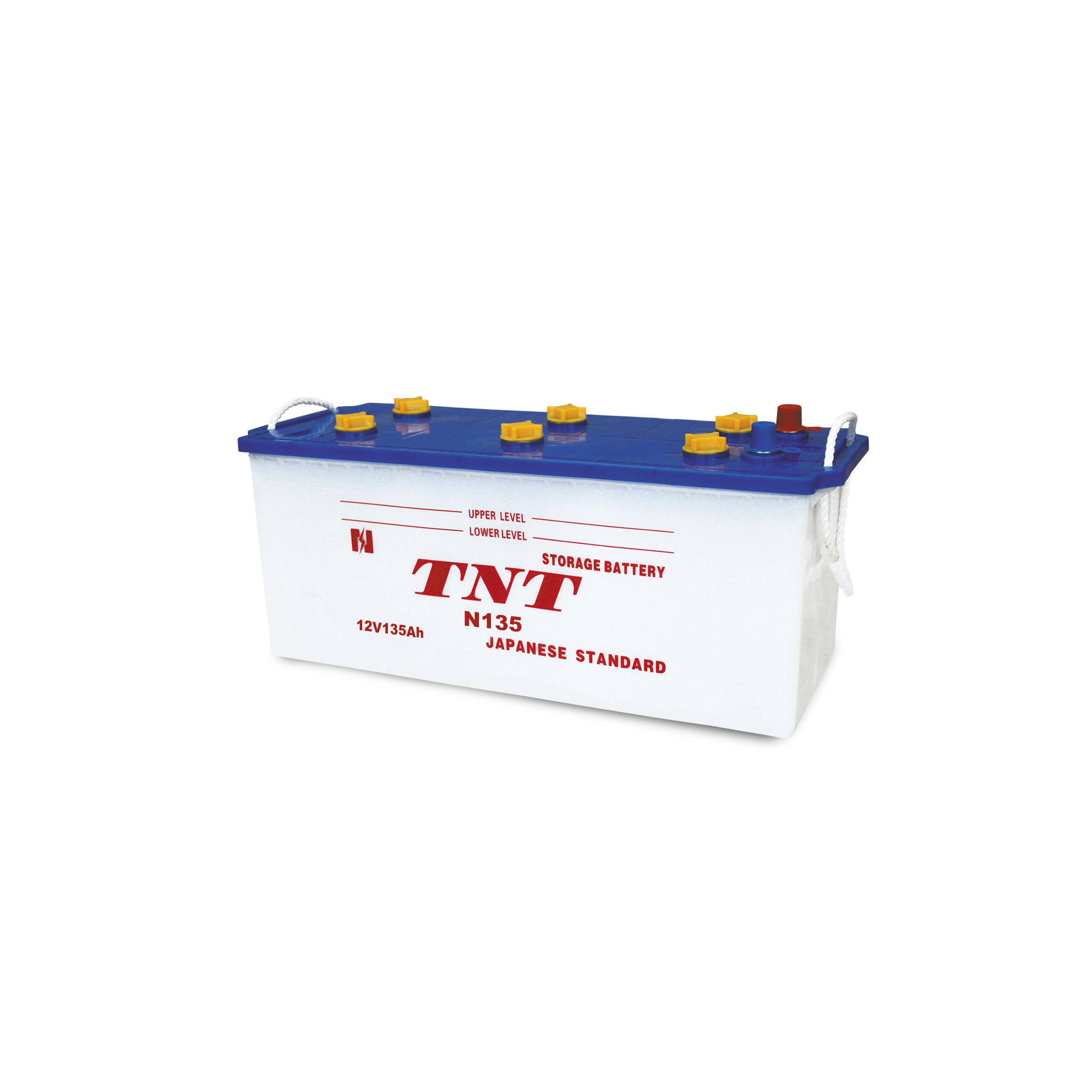 N135 12V 135Ah Dry-charged Battery