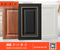 Particle Board MDF Door Wooden Modern Kitchen Cabinet Features Customization Cabinet