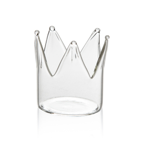 GC0603 Glass Candleholder