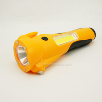 Safety Emergency Multifunctional Flashlight