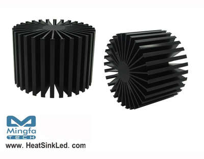 SimpoLED-SEO-11780 for Seoul Modular Passive LED Cooler Φ117mm