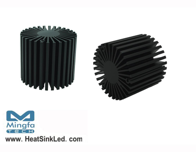 SimpoLED-TRI-5850 for Tridonic Modular Passive LED Cooler Φ58mm
