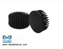 GooLED-LUM-7830 Pin Fin Heat Sink Φ78mm for LumiLEDs
