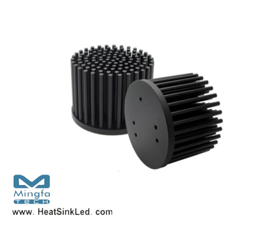 GooLED-NIC-6850 Pin Fin Heat Sink Φ68mm for Nichia