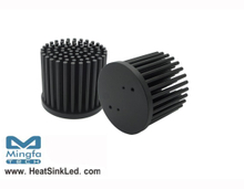 GooLED-CRE-5850 Pin Fin Heat Sink Φ58mm for Cree