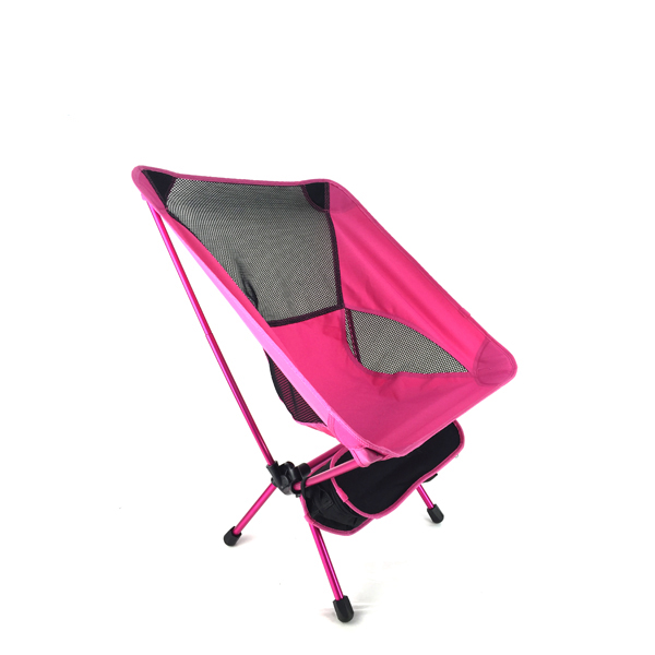 2018 Newest Hiking Chair Camping Chair With Big Feet