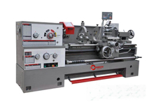80MM BIG SPINDLE LOW SPEED CONVENTIONAL LATHEC6250B (SPEED 36-1600RPM)