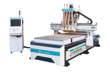 Four heads cnc router MJ-40T