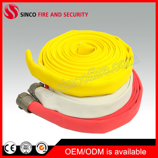 Irrigation Agricultural Fire Canvas Hose