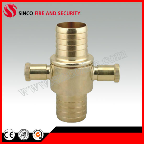 Aluminum or Brass John Morris Fire Hose Coupling