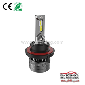 H13 LED Headlight Bulb 6000LM 6500K White