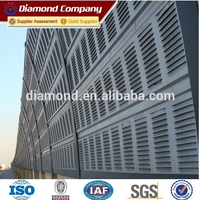High Quality Perforated Metal Mesh/Decorative Facade Panel Perforated Metal Mesh