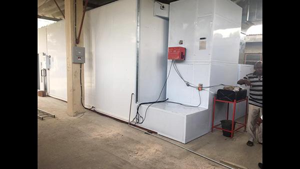 car spraying oven Nigeria