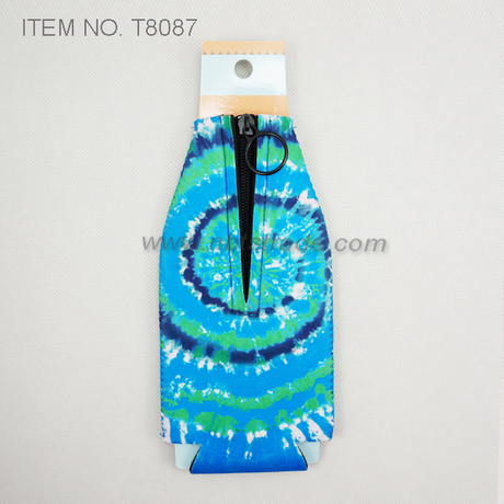 Fashion Tie Dye Neoprene bottle and Can cooler