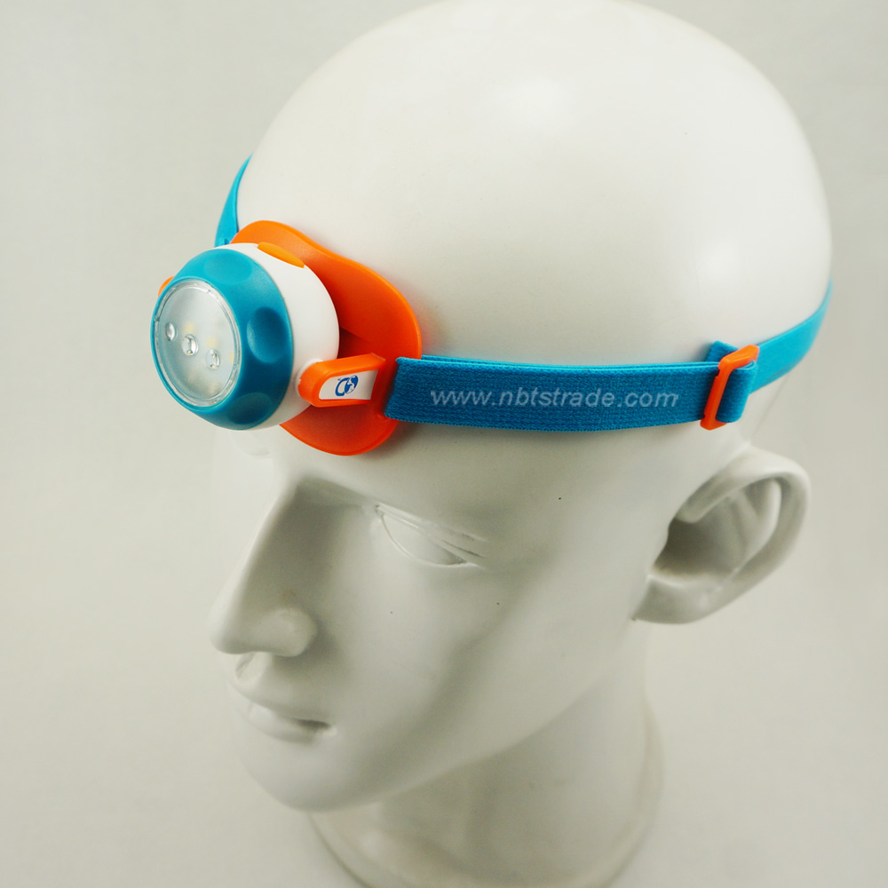 4 Function LED Headlamp for Kid