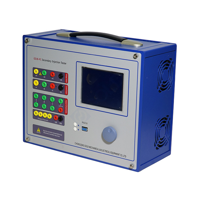 GDJB-PC Universal Three Phase Secondary Current Injection