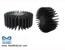 SimpoLED-CRE-13550 for Cree Modular Passive LED Cooler Φ135mm