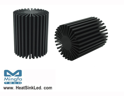SimpoLED-EDI-5870 for Edison Modular Passive LED Cooler Φ58mm