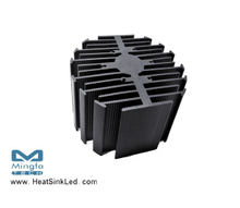 eLED-LUM-7080 for LumiLEDs Modular Passive Star LED Heat Sink Φ70mm