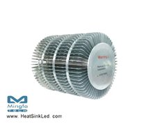 HibayLED-TRI-265256 Tridonic Modular vacuum phase-transition LED Heat Sink (Passive) Φ265mm