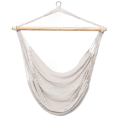 Garden Cotton Rope Hanging Chair