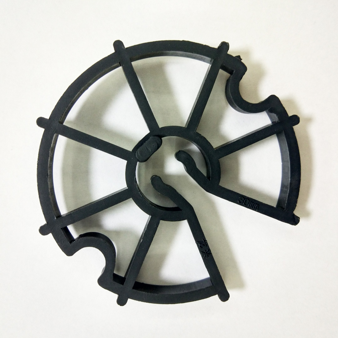 Wheel plastic spacer SD0301B