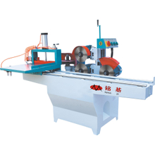 double guide rails Manual tenon making machine