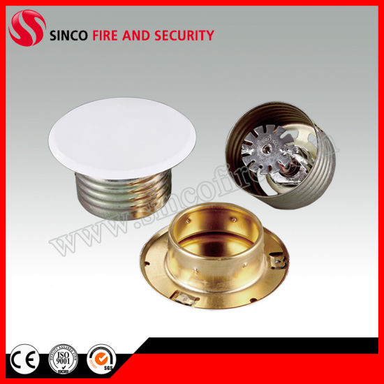 Fire Fighting Concealed Fire Sprinkler Heads Prices