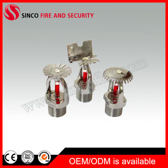 Types of Fire Fighting Fire Sprinkler Head