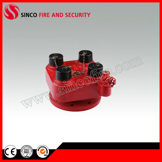 2 & 4 Way Breeching Inlet Valve