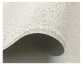 High Density HDPE Pre-Applied Self-Adhesive Waterproofing Membrane