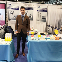 AS-orthdontics November 2018 in New York Dental Exhibition