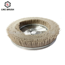Abrasive Disc Brushes for Polishing and Finishing