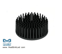 GooLED-BRI-8630 Pin Fin Heat Sink Φ86.5mm for Bridgelux