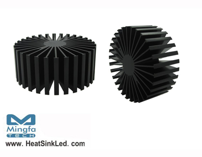 SimpoLED-ADU-11750 for Adura Modular Passive LED Cooler Φ117mm