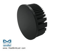 xLED-ADU-8030 Pin Fin LED Heat Sink Φ80mm for Adura
