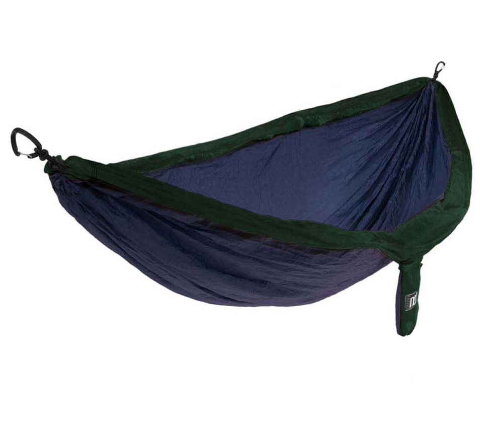 Extra Large Camping Double Hammock with Free Tree Strap and Carabiners