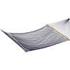 Wooden Bar Cotton Netting Hammock