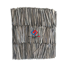 Melt Extract Stainless Steel Fiber Heat Resistant Steel Fiber
