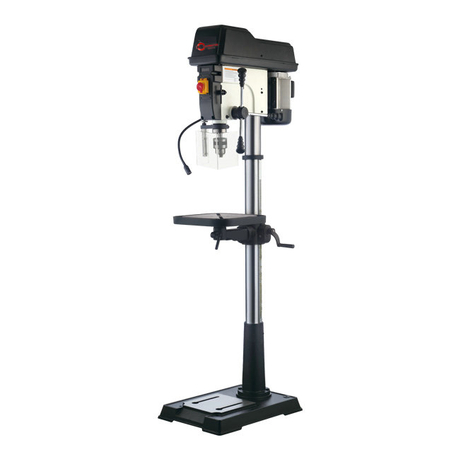 VARIO DRILL PRESS DP43016F-VS